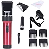 EBasic Professional Electric Cordless Hair Clipper Kit Set, Rechargeable Hair Grooming Trimmer Hair Clippers,...