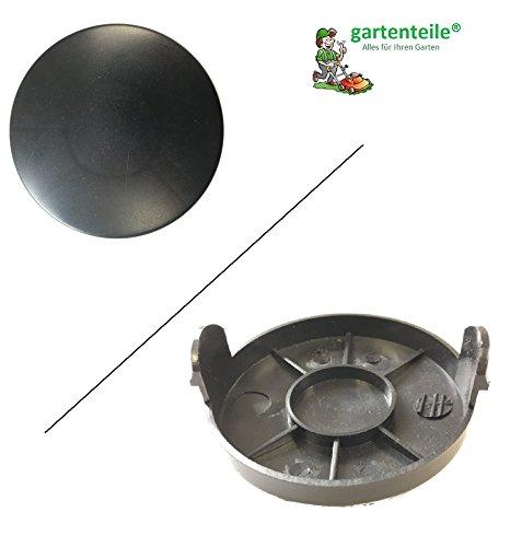 1 Spulendeckel/Haube / Deckel/Spulenabdeckung passend für Elektro Rasentrimmer Gardenline GLR ALDI 451 452 453 454 455 456 457 458 459