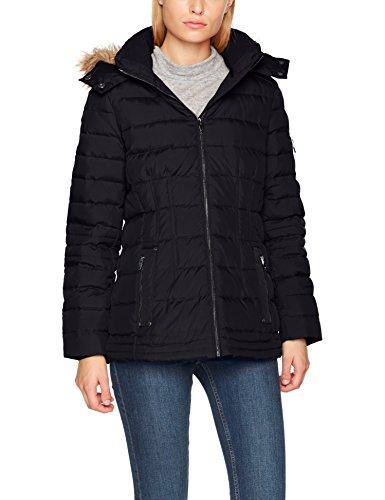 Winter Jacke Esprit (ESPRIT Damen Jacke 097EE1G012, Blau (Navy 400), Large)