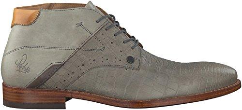 Taupe Rehab Business Schuhe ADRIANO CROCO