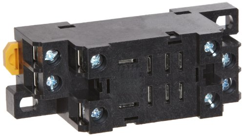 Omron ptf11a Track/Surface Mount Socket, für Verwendung mit LY3Serie Relais Relay Track Mount
