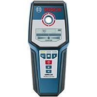 Bosch 601081000 - Gms 120 - herramienta para medir (negro, azul, 9 v)
