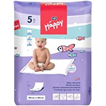 Bella 90 x 60 cm desechables bedsheets Baby desechables underpads cambiadores ...