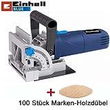EINHELL Flachdübelfräse BT BJ 900 +100 Holzdübel