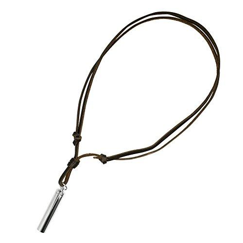 soulcatsr-1-lederkette-mit-anhanger-patrone-geheimfach-zum-aufschrauben-lederband-edelstahl-braun-sc