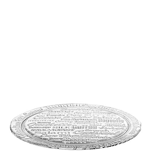 Leonardo - Servierplatte Limito - Glas - Ø32 cm