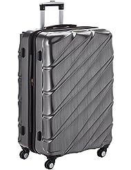 Shaik 7203023 Trolley Koffer, Gr.XL, schwarz