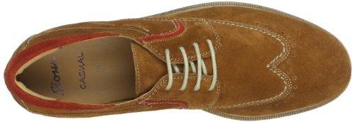 Sioux 26130, Chaussures basses homme Marron (Cuoio/Brick)