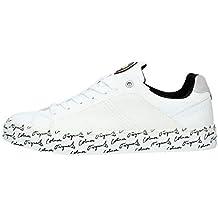 Colmar Bradbury BYLINE 108 White Bianco Sneakers Man Scarpe da Ginnastica  Uomo (41 EU) a0f23b95af4