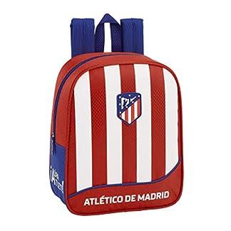 41782XQUJjL. SS324  - Atlético de Madrid Club de fútbol Mochila guardería niño Adaptable Carro.