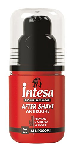 INTESA D/barba antirughe 100 ml. - Schiume e creme da barba