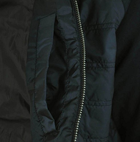Adidas Noir Quilted Originals Tt Sst Trefoil Top Veste Homme Primaloft Track CBeWxord