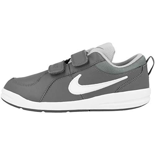Nike Pico 4 (PSV), Scarpe da Tennis Bambino, Grigio (Cool White-Wolf Grey 022), 31 EU