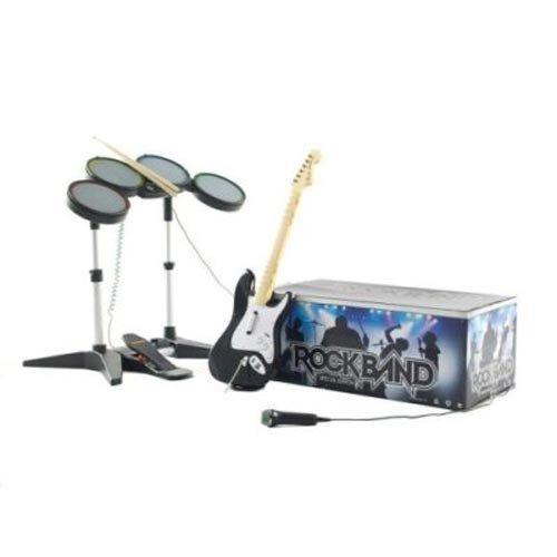 Rock Band - Hardware Bundle (Spiel/Software nicht enthalten) - Bundle Xbox Band Rock