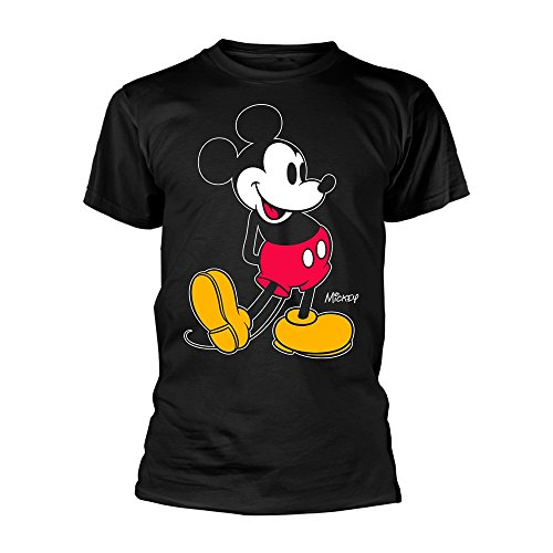 sney offiziell Männer T-Shirt Herren (X-Large) ()
