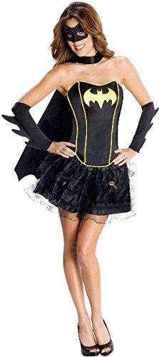 Heißes Batgirl-Kostüm für Damen -