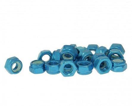 Mutternsatz Aluminium - 20 Stück - M5