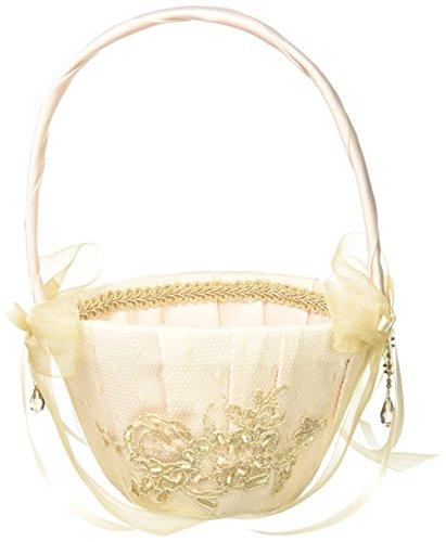 bella-donna-wedding-accessories-flower-girl-basket-champagne