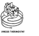 Best Whirlpool Of 3s - Whirlpool Part Number 598235: Thermostat, Evaporator Review