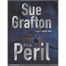 P is for Peril, 2 Cassetten (A Kinsey Millhone mystery)