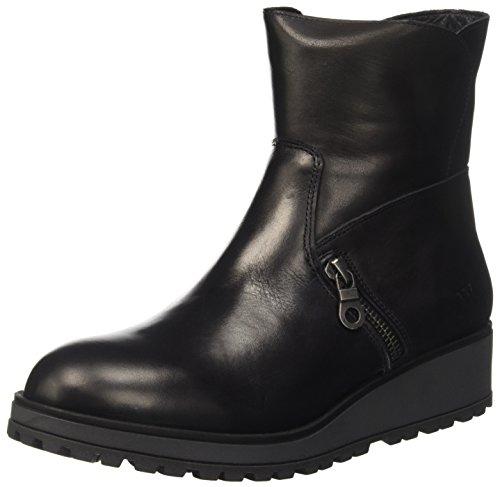 Lumberjack Luna, Chelsea Boots Femme, Noir, 36 EU