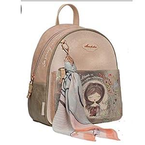 41789xo49jL. SS300  - Anekke Mini mochila de paseo Jane