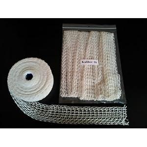 5m Kaliber 16 Bratennetz/Rollbratennetz/Räuchernetz für Einfüllrohr mit Einem Durchmesser von ca. 125 mm
