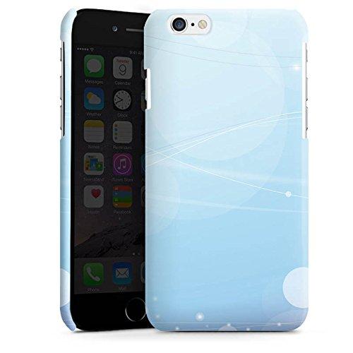 Apple iPhone 5s Housse Étui Protection Coque Lumière Motif Motif Cas Premium brillant