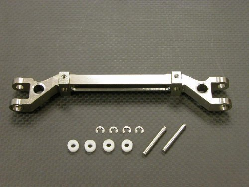 Tamiya 1/14 Truck Tuning Teile Aluminium Front Axle With Pins & E-Clips & Collars - 1Pc Set - Eclip-pin
