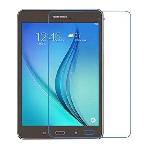 Clear Schutzfolie für Samsung Galaxy Tab A 10.1 Zoll T580 T581 T585 Tablette, Aohro Ultra dünn Schutzglas Glass Schutzfolie Folie Displayschutz Screen Protector