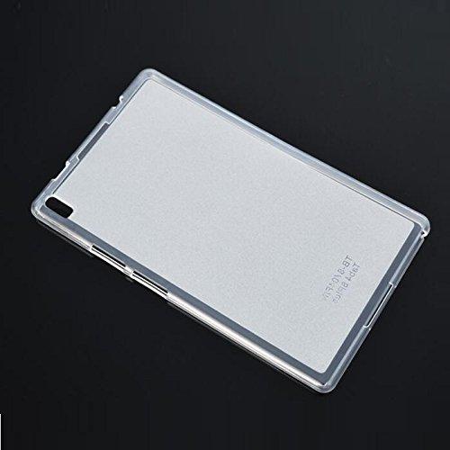 Feicuan Slim TPU Gel Rubber Soft Hülle Tasche Fall für Lenovo Tab4 8 Plus TB-8704N TB-8704F Gel Soft Fall