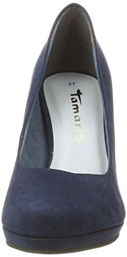 Tamaris 22446, Scarpe con Tacco Donna Blu (NAVY 805)