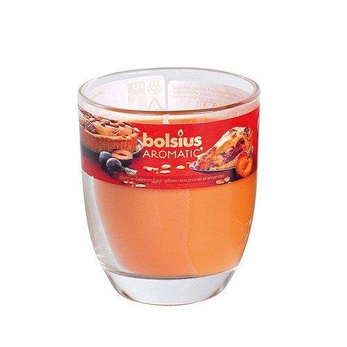 Duftglas 80/70mm (1Stück) -plum/mandel