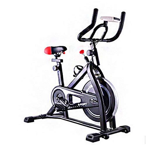 Yocobo Indoor Fahrrad Trainer Fortgeschrittenes Fahrrad mit Trainingscomputer und Ellipsentrainer Herzfrequenzsensor