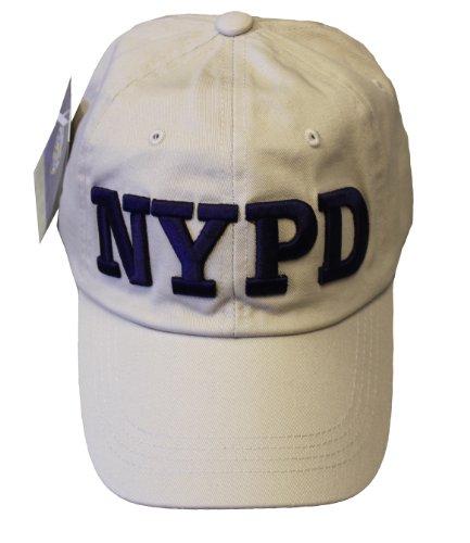 New York Cops-NYPD Baseball Hat New York Polizei Khaki & Marineblau One size