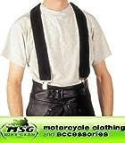 BikeIT moto-brace Hosenträger Schwarz: Rider Zubehör