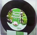 1 runde Pflanzeninsel 25 cm Durchmesser für den Gartenteich, Inseln sind koppelbar