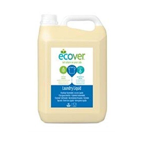 Ecover 285429 Flüssigwaschmittel, 5 Lit, Lavendel