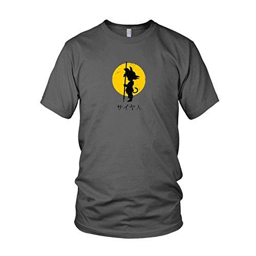 DBZ: SAIYA JIN Japanisch - Herren T-Shirt, Größe: M, Farbe: ()
