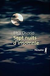Sept nuits d'insomnie