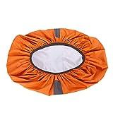 Tragbarer Rucksack-Regen-Abdeckungs-Beutel-wasserdichte Packungs-Abdeckungen reflektierende wasserdichte regensichere Anti-UV-Rucksack-Abdeckungs-Rucksack-Regen-Abdeckung für das im Freien wandern