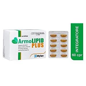 Armolipid Plus integratore alimentare con riso rosso, 30 compresse 10 spesavip