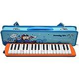 Melodica de estilo piano 36 teclas Teclado Estilo de dibujos animados Piano Melódico con estuche portátil