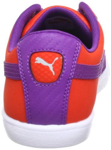 Puma Glyde Lite Lo Wn's, Low-top femme Rouge - Rot (cherry tomato 01)