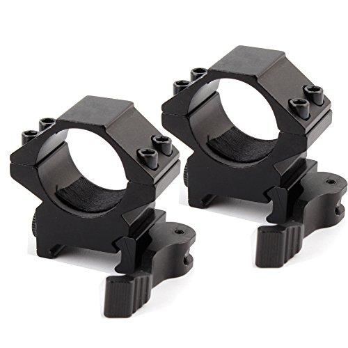 UniqueFire Halterung für Taschenlampe für Zielfernrohr, mit Schnellspanner, Montage-Werkzeug, passend für mehrere Größen, M2006-1x2, M2006-1x2 - Werkzeuge Montage Zielfernrohr