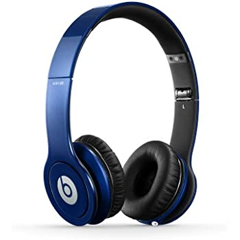 Beats Solo HD On-Ear Headphone (Dark Blue)