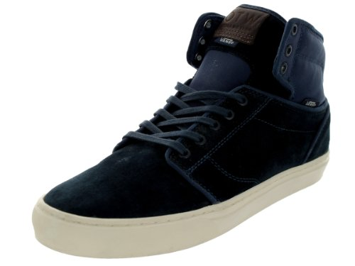 Vans Alomar Washed Suede Blues Blau
