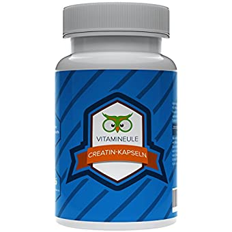 Creatin Kapseln Vitamineule
