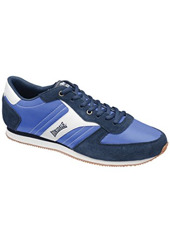 Lonsdale Sports Shoes Coniston Navy/White/Blue