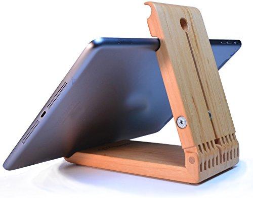Erle Sofa (Tablethalterung, IPad Halterung, Smartphone Halterung, optimal für z.B. Samsung S8, Huawei P10, LG G6, wertvolles Geschenk, Original HoldMyTab)